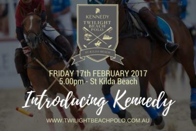 Kennedy Twilight Beach Polo