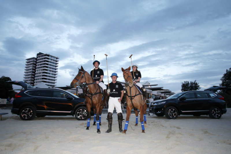 Twilight Beach Polo Launch
